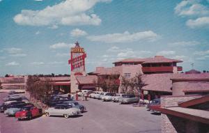 FORT WORTH , Texas , 1940-60s ;  Western Hills Hotel