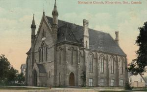 KINCARDINE , Ontario , 1908 ; Methodist Church