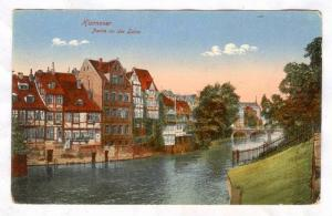 Hannover, Partie an der Keine, Lower Saxony, Germany, 00-10s