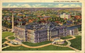 Central High School Omaha NE Unused