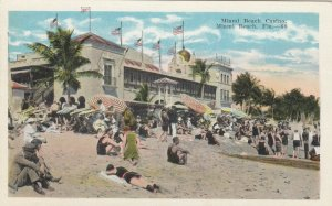 MIAMI BEACH , Florida , 1910s ; Miami Beach Casino