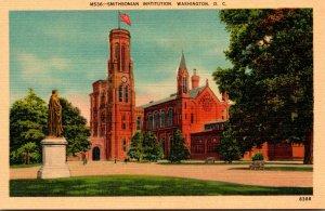 Washington D C The Smithsonian Institution