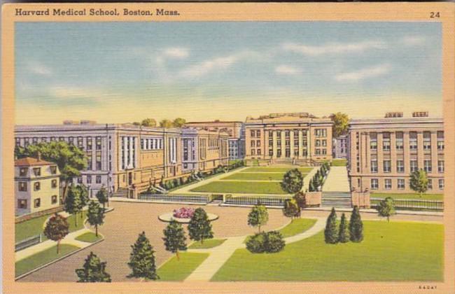 Massachusetts Boston Harvard Medical School