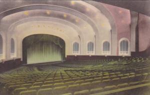 Indiana Bloomington Auditorium Looking Toward Stage Indiana University Handco...
