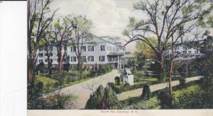 CAMDEN, South Carolina, 1900-1910´s; Court Inn