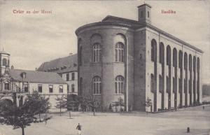 TRIER, Rhineland-Palatinate, Germany, 1900-1910's; Trier An Der Mosel, Basilika