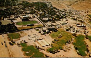 New Mexico Albuquerque Aerial View Uuniversity Of New Mexico & 18 Hole Campus...