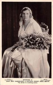 Royalty Wedding of Lady May Cambridge & Captain Henry Abel Smith, Bridge