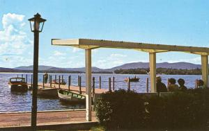 NH - Wolfeboro. Town Park and Docks
