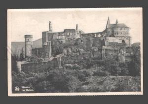 084341 LUXEMBOURG Vianden Les Ruines Vintage PC