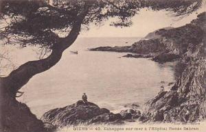 GIENS, Echappee sur mer a l'Hopital Renee Sabran, Provence-Alpes-Cote d'Azur,...
