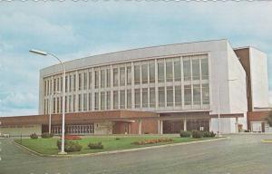 Exterior,  Northern Alberta Jubilee Auditorium,  Edmonton,  Alberta,  Canada,...