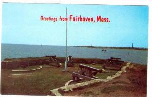 Greetings from Fairhaven, Massachusetts, 40-60s