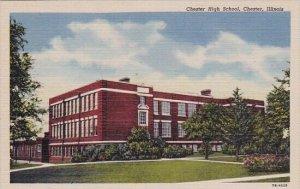 Chester  High School Chester Illinois