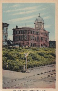 SARNIA, Ontario, Canada, 1900-1910's; Post Office