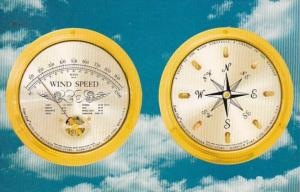 Cape Cod Wind Speed Indicator & Wind Direction Indicator
