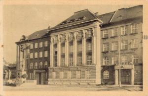 Czech Republic Plzen Vyssi hosp skola 02.84