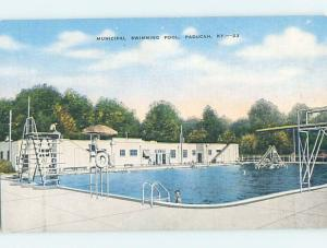Linen SWIMMING POOL Paducah Kentucky KY ho6241