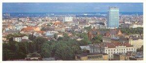 Postcard Riga Latvia Hotel Latvia