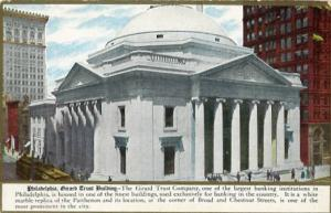 PA - Philadelphia. Girard Trust Company Building