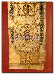 Postcard Modern Bari Exultet Maiestas Angeli tetramorto Figura di Cristo Pant...