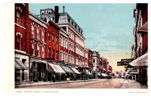 15598   ME  Augusta   Water Street