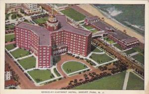 New Jersey Asbury Park The Berkeley-Carteret Hotel