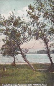 Massachustetts Pittsfield Pontoosuc Lake