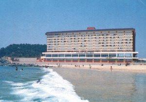 Chosun Beach Hotel,Busan,South Korea BIN