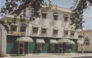 Exterior,  Central Hotel,  Maniwaki,  Quebec,  Canada,  40-60s