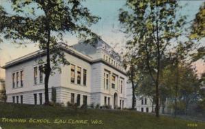 Wisconsin Eau Claire Training School 1912