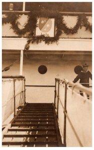 Boarding  Ramp of Ship    RPC