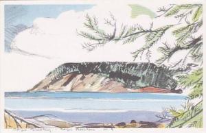 Cape Smokey, Cape Breton, Nova Scotia, Canada, 40-50s
