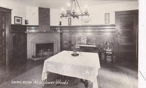 Indiana Rome City Dining Room Wildflower Woods Gene Stratton Porter State Mem...