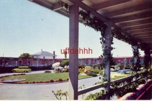 CALIFORNIA MOTEL University Avenue BERKELEY, CA circa 1960