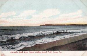 POINT LOMA, California, 1900-1910s; Coronado Beach From Hotel