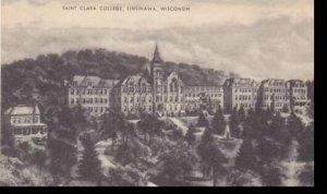 Wisconsin Sinsinawa Saint Clara College Artvue