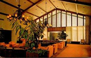 Florida St Augustine Ponce de Leon Lodge and Golf Club Lobby
