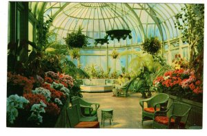 Conservatory Empress Hotel, Victoria, British Columbia,