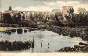 Waltham Palace Bishops Ruins Palais Palast