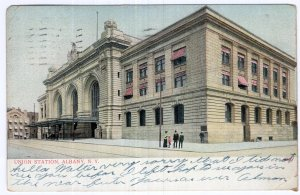 Albany, N.Y., Union Station