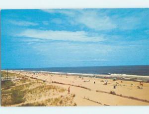 Unused Pre-1980 BEACH SCENE State Of Delaware DE G5633