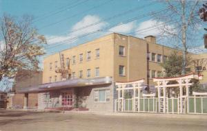 Hotel Lapointe, St-Jerome, Quebec, Canada, 40s-60s