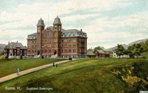 VT - Barre. Goddard Seminary