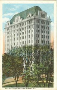 The Bell Telephone Building, Albany New York early 1900s ...
