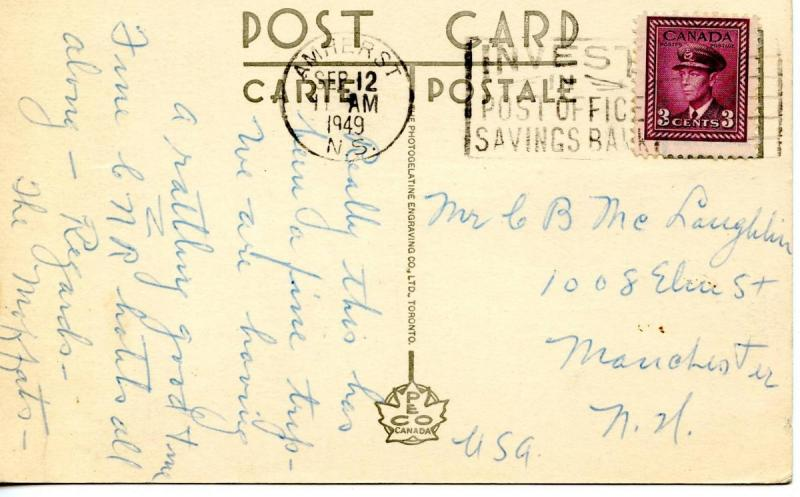 Canada - Prince Edward Island, Charlottetown. Charlottetown Hotel