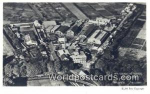 Naarden Netherlands, Nederland NV Chemische Fabriek, non postcard backing Naa...