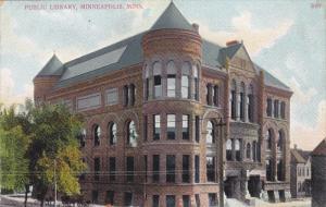 MINNEAPOLIS, Minnesota; Public Library, 00-10s