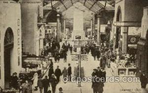 The palace of industry, Campbell Gray British Empire Exhibition 1924  The pal...