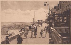 Saint Aubin Poisson Fish Seller Market Normandy Antique French France Postcard